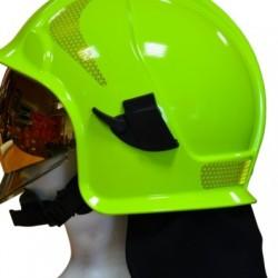 Zásahová přilba Kalisz Vulkan fluorescenční žlutá