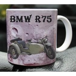 Hrneček armáda BMW R75