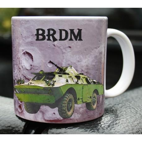 Hrneček armáda BRDM 2