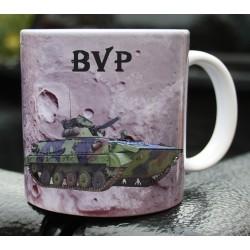 Hrneček armáda BVP