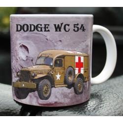 Hrneček armáda Dodge WC 54