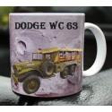 Hrneček armáda Dodge WC 63