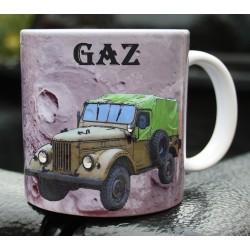 Hrneček armáda GAZ 2
