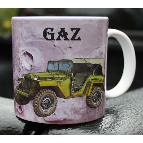 Hrneček armáda GAZ