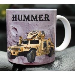 Hrneček armáda HUMMER