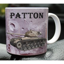 Hrneček armáda tank Patton