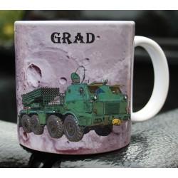 Hrneček armáda raketomet GRAD