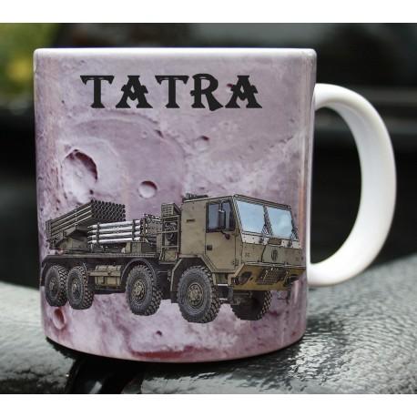 Hrneček armáda raketomet TATRA