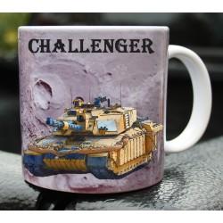 Hrneček armáda tank Challenger