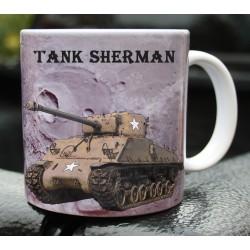 Hrneček armáda tank M4 Sherman