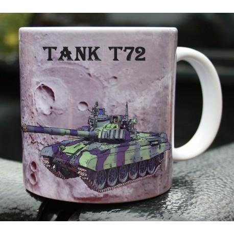 Hrneček armáda tank T 72
