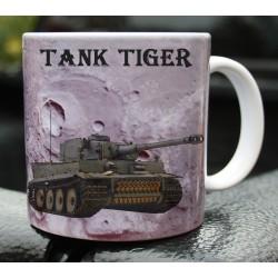 Hrneček armáda tank Tiger
