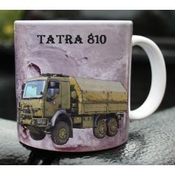 Hrneček armáda Tatra 810
