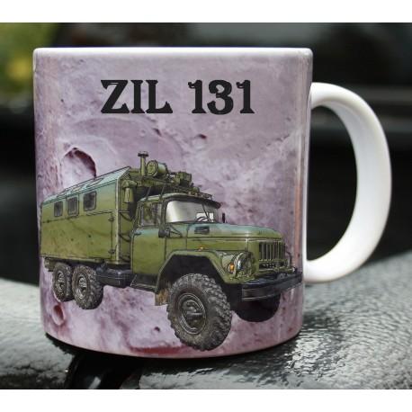 Hrneček armáda ZIL 131