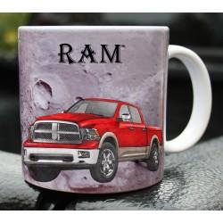 Hrneček auto Dodge RAM 2009