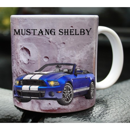 Hrneček auto Ford Mustang GT500