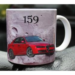 Hrneček auto Alfa Romeo 159