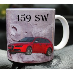 Hrneček auto Alfa Romeo 159 SW