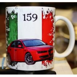 Hrneček auto Alfa Romeo 159 - 2