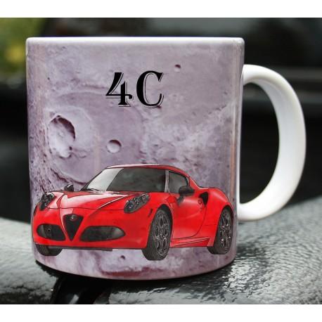 Hrneček auto Alfa Romeo 4C