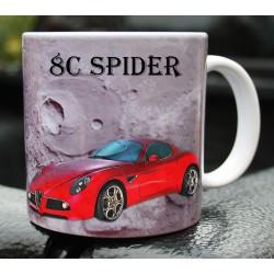 Hrneček auto Alfa Romeo 8C Spider