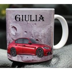 Hrneček auto Alfa Romeo Giulia