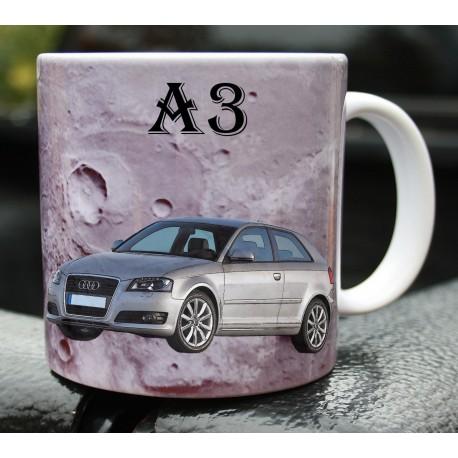 Hrneček auto Audi Quattro A3 2009