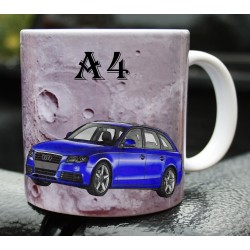 Hrneček auto Audi Quattro A4 Avant 2009
