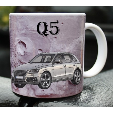 Hrneček auto Audi Quattro Q5 2013