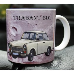 Hrneček auto Trabant 601