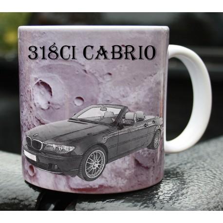 Hrneček auto BMW 3 318ci Cabrio