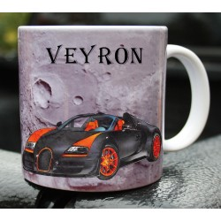 Hrneček auto Bugatti Veyron
