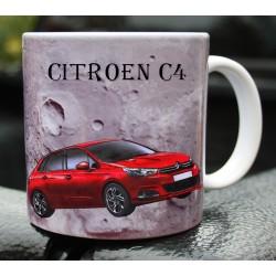 Hrneček auto Citroen C4 2011