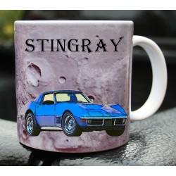 Hrneček auto Corvette Stingray