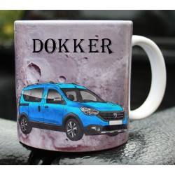 Hrneček auto Dacia Dokker 2015
