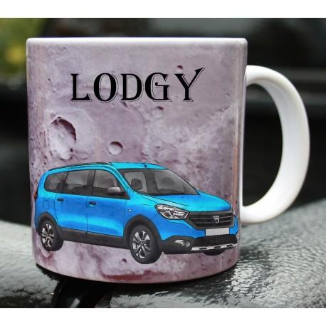 Hrneček auto Dacia Lodgy 2015
