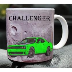 Hrneček auto Dodge Challenger