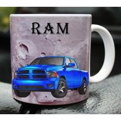 Hrneček auto Dodge RAM 2