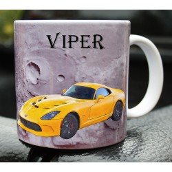 Hrneček auto Dodge Viper