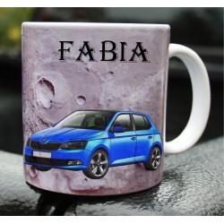Hrneček auto Fabia