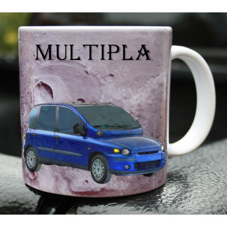 Hrneček auto Fiat Multipla 2002