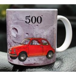 Hrneček auto Fiat 500