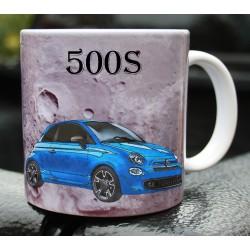 Hrneček auto Fiat 500S