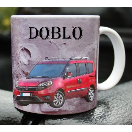 Hrneček auto Fiat Doblo