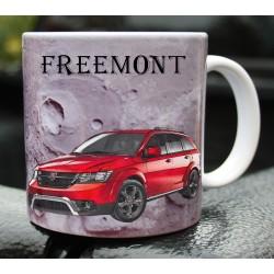 Hrneček auto Fiat Freemont Cross 2015