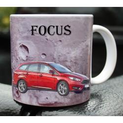 Hrneček auto Ford Focus Wagon 2015