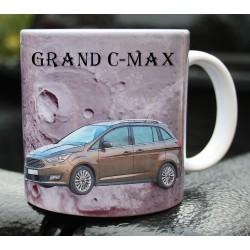 Hrneček auto Ford Grand C-Max 2015