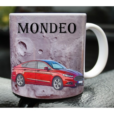 Hrneček auto Ford Mondeo 2015