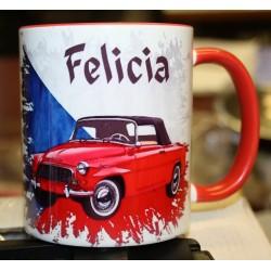 Hrneček auto Felicia ST