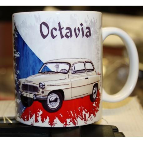 Hrneček auto Octavia